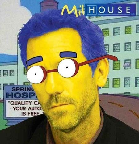dottor-house-milhouse