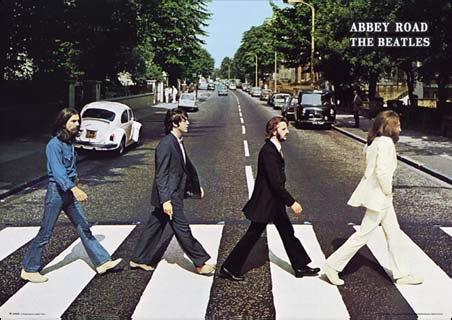 Abbey Road dei Beatles
